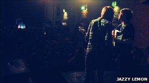 The Lake Poets. Photo: Jazzy Lemon