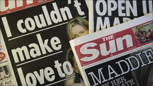 The Sun - the McCanns favourite media outlet _52664014_sunmadeleine