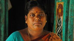 Rani from Nazarath Peth village