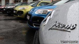 Citroen Picasso cars
