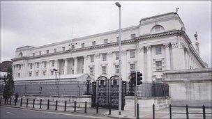 Belfast Court House