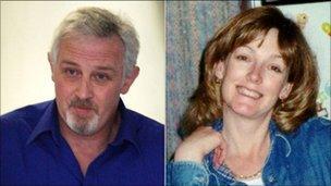 Nat Fraser and Arlene Fraser
