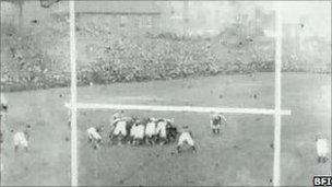 1903 NU Challenge Cup final