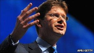 Greg Clark, MP and Planning Minister