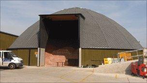 Moreton salt dome
