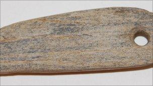 Whetstone for sharpening iron blades