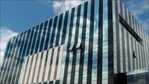 The Corby Cube