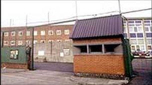 Castlereagh police station