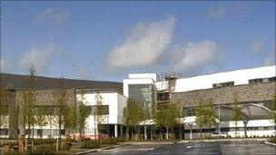 The midwife-led maternity unit at the Downe Hospital opened in March 2010
