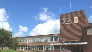 Glyndwr University, Wrexham