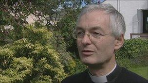 Richard Pratt, Archdeacon of West Cumberland