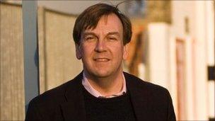 MP John Whittingdale