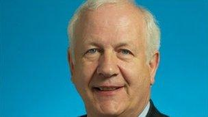 Brian Rea has been elected as chair of the Northern Ireland Policing Board