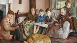 The Brunner family