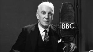 Professor Arnold Toynbee, Reith Lecturer 1952