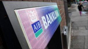 AIB cash machine