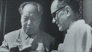 Sidney Rittenberg and Mao