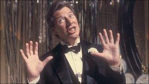 Max Bygraves in 1976