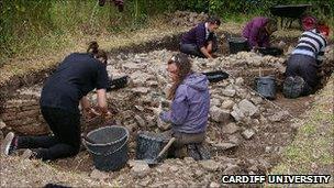 Archaeology at Cosmeston