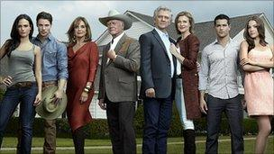 Dallas revamp to air on Channel 5 - BBC News