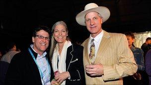 Buck Brannaman at Sundance
