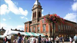 Chesterfield Market Hall