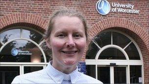Reverend Dr Fiona Haworth