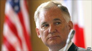 Deputy Defense Secretary William Lynn