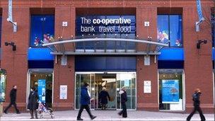 Co-op Group office