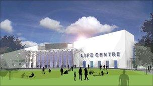 Plymouth Life Centre