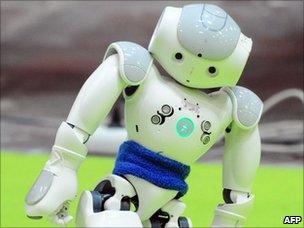 Robot, AFP/Getty