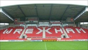Wrexham Racecourse Stadium