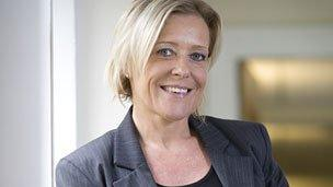 Caroline Shaw, chief executive of The Christie
