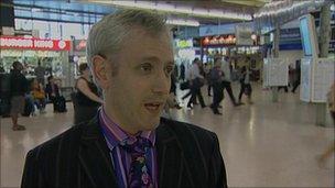 David Hoggarth, Metro's director of development