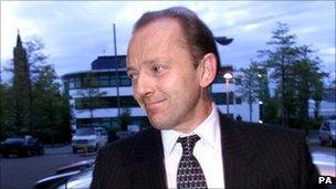 Sir Hugh Orde in 2002