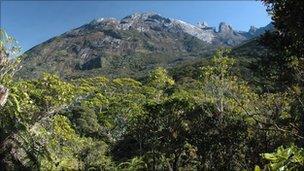 Mt Kinabalu (Credit: I-Ching Chen)