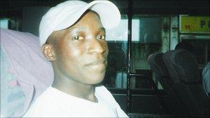 Robert Segwanyi