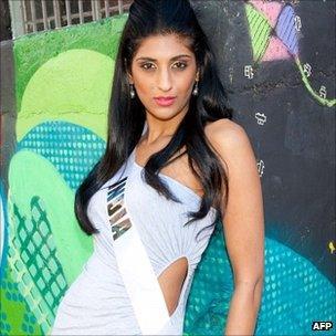 Miss India 2011 Vasuki Sunkavalli