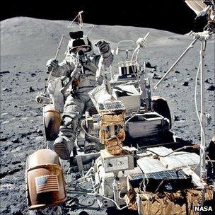 LRV Apollo 17