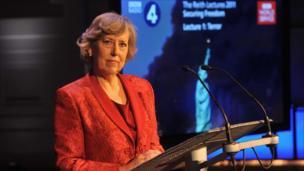Baroness Eliza Manningham-Buller, Reith Lecturer 2011