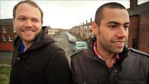 Wesley and Thomas Charnock