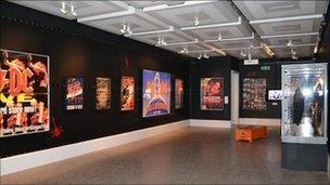 AC/DC exhibition
