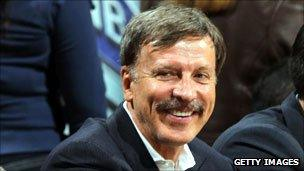 Arsenal FC owner Stan Kroenke