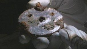 An Anglo-Saxon find