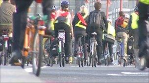 Call For 20mph Areas And Car Free Zones In London Bbc News