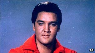 Elvis Presley in 1964