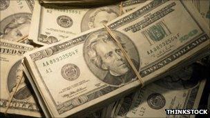 Generic picture of money