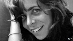 MSF aid worker Blanca Thiebaut (undated file photo)
