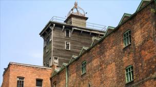 Ditherington Flax Mill, Shropshire