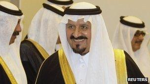Obituary: Crown Prince Sultan bin Abdulaziz al Saud - BBC News